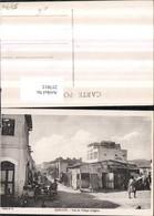257012,Djibouti Dschibuti Rue Du Village Indigene Straße Häuser - Ansichtskarten