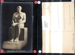 262606,Prinz Hem-On Sohn D. Königs Snofu Kalkstatue Geschichte Politik Ausland - Geschichte