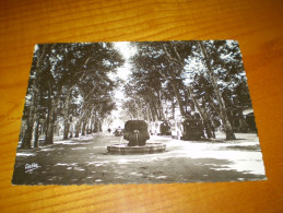 Autobus Cours Mirabeau à Aix En Provence, Flamme Krag Aix Sur Pétain 1.20f . 1942 - Aix En Provence
