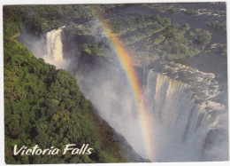 Victoria Falls  - (Rainbow) - Zimbabwe - Zimbabwe