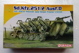 Sd.Kfz.251/12 Ausf.D - Military Vehicles