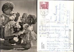 260318,Mecki 42 Wir Gratulieren Igeln Igel Kinder Blumenstrauß Pub Diehl-Film - Mecki