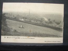 PT. 10. Sainte Marie D'Oignies. La Glacerie Et La Sambre. - Other