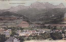 BARCELONETTE - ALPES DE HAUTE-PROVENCE  -  (04)   -  CPA . - Barcelonnette