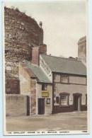 Conway - Smallest House In Gt. Britain - Caernarvonshire
