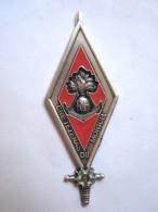 INSIGNE DE PROMOTION CNE TEZENAS Du MONTCEL ESORSEM (Sans Attache D'origine)  ARTHUS BERTRAND PARIS - Army