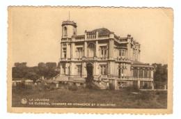 BELGIQUE LA LOUVIERE LA CLOSIERE CHAMBRE DE COMMERCE ET D'INDUSTRIE - 2 Scans - - La Louvière