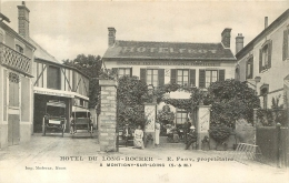 MONTIGNY SUR LOING  HOTEL DU LONG ROCHER HOTEL FROT - France