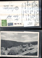 275750,Altenau Im Harz Blick In D. Tal Der Kleinen Oker M. Wolfswarte - Germania