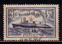 """FRANCE - 1934 - 1935 - Paquebot """"Normandie"""" - 1v Obl. - France"""