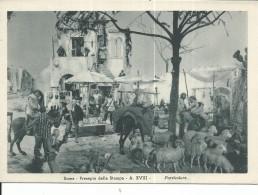 ANT024 - PRESEPIO DELLA STAMPA - ROMA - F.G - NON VIAGGIATA - Mostre, Esposizioni