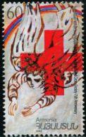 GE0489 Armenia 1995 Red Cross 1v MNH - Armenia