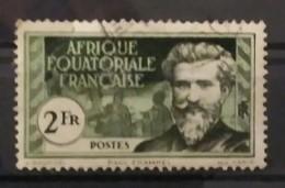 AFRICA ECUATORIAL FRANCESA 1937. USADO - USED. DEFECTUOSO. - A.E.F. (1936-1958)