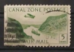 CANAL ZONE 1931. USADO - USED. - Zona Del Canal