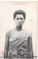 CAMBODGE - Phnom Penh - Femme Cambodgienne (Buste)