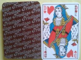 PRIVILEGE (café). Jeu Usagé De 32 Cartes Sans étui - Playing Cards (classic)