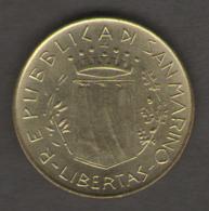 SAN MARINO 200 LIRE 1981 - San Marino