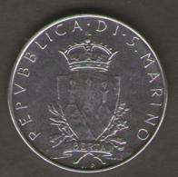 SAN MARINO 100 LIRE 1979 - San Marino