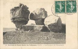 CPA St-André-de-Valhorgne - Rochers De L'Hospitalet - France