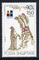 ALBANIA 1999 IBRA ´99 Exhibition Overprint MNH / **.  Michel 2682 - Albania