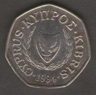 CIPRO 50 CENTS 1994 - Cipro