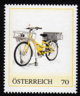 ÖSTERREICH 2013 ** POST - PUCH Elektro Fahrrad, E Bike - PM Personalisierte Marke MNH - Post
