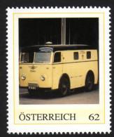 ÖSTERREICH 2013 ** POST Bus, ÖAF2 ENO, Baujahr 1950 - PM Personalisierte Marke MNH - Post