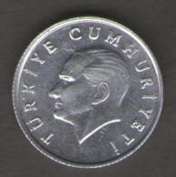 TURCHIA 5 LIRA 1988 - Turchia