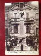 77 SEINE PORT Le Monument Aux Morts - Frankrijk
