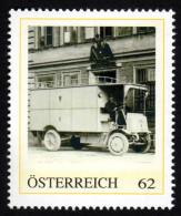 ÖSTERREICH 2013 ** POST Bus, Paketwagen Der K.u.k. Post, DAIMLER Tudor Von 1913 - PM Personalisierte Marke MNH - Post