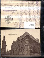 271881,Belgien Gand Hotel De Ville Rathaus Turm - Belgique
