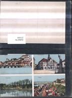 271959,Slowenien Ptuj Pettau Totale Schloss Florianiplatz Rathaus Park Mehrbildkarte - Slovénie