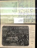 267197,Künstler Ak La France Le Couteau Sous La Gorge En 1871 Geschichte Politik - Geschichte