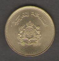 MAROCCO 5 SANTIMAT 1987 - Marocco