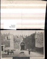 272752,Syrien Damascus Damaskus Gate Tor Eingang Mauer - Syrien