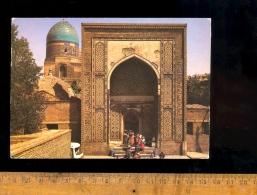 SAMARKAND SHAHR I ZINDA ZINDAR Ouzbekistan Uzbekistan Шахи Зинда M - Uzbekistan