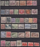 Pologne Lot De 41 Timbres  Avant 1940 - 1919-1939 Republik