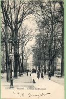 GENEVE:Avenue Des Bastions - GE Genève