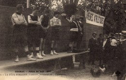 DPT 16 COGNAC Fête De Juin 1907 - Cognac