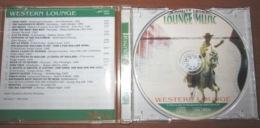 LOUNGE MUSIC WESTERN LOUNGE - CD - Filmmusik