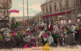 CARNAVAL DE NICE 1908 - Carnaval