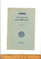 Chinese Coins Of WANG MANG And The Mantchu Dynasty BRUDIN Reprinted The Numismatist 1963 (english Text) China Coin Book - Libri & Software