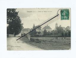 CPA  -  Chapois -  Entrée Du Village Côté Sud - Altri Comuni