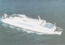 BATEAU De Commerce       H7       Ferrie : Santa Regina ( La Méidionale ) - Fähren