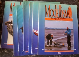 M#0R3 MODELLISMO PRATICO Hobby & Work 1992/VEICOLI MILITARI/DIORAMI/AEREI/NAVI - Modellismo