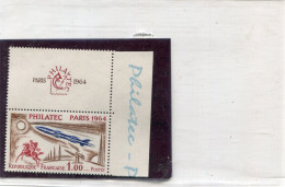 FRANCE(PHILATEC 1964) NEUF LUXE - Unused Stamps