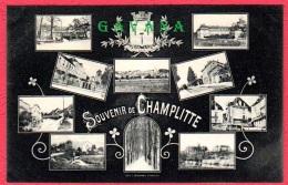 70 Souvenir De CHAMPLITTE - - Frankrijk