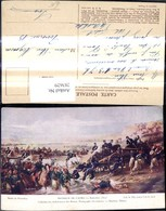 283629,Künstler Ak I. A. A. Pils Bataille De L Alma 1854 Schlacht Geschütz Soldaten - Geschichte