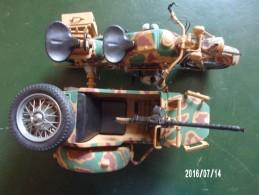 Zündap Sidecar - Motos