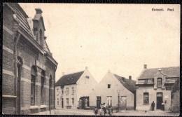 HAMONT POST - 3 Scans - Niet Courant ! Met Postkantoor + Bode - Hamont-Achel